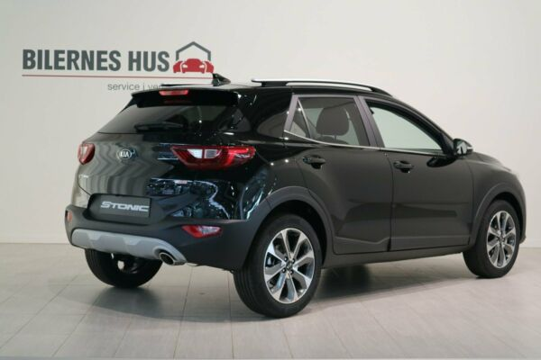 Kia Stonic 1,0 T-GDi Vision Collection - billede 1