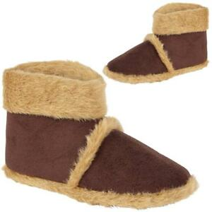 chaussons bottes polaire hommes