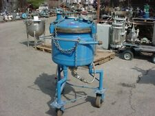 20 Gallon Pfaudler 316 Stainless Steel Jacketed Reactor 65 Psi