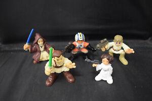 Star Wars Galactic Heroes YOU PICK Princess Leia Luke Obi-Wan ETC