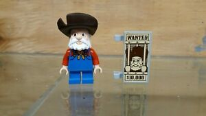 Stinky Pete NEW LEGO Head Modified set 7594 Woody/'s Roundup! Toy Story