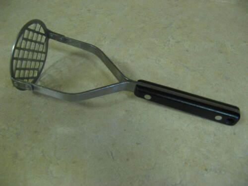Flint Arrowhead Ekco Stainless Fork Spoon Spatula Ladle Rack Masher