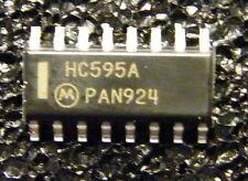25x mc74hc595ad 8-stage serial SHIFT registro, Motorola