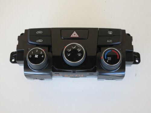 14 Hyundai Sonata Climate Control Panel Temperature Unit A//C Heater