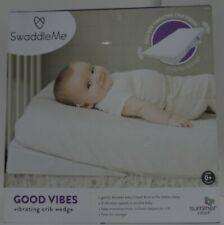 Swaddleme Good Vibes Vibrating Crib Wedge Item 91410 For Sale Online Ebay