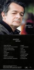 CD Serge REGGIANI Autres Titres (Pochette cartonnée)  20 titres