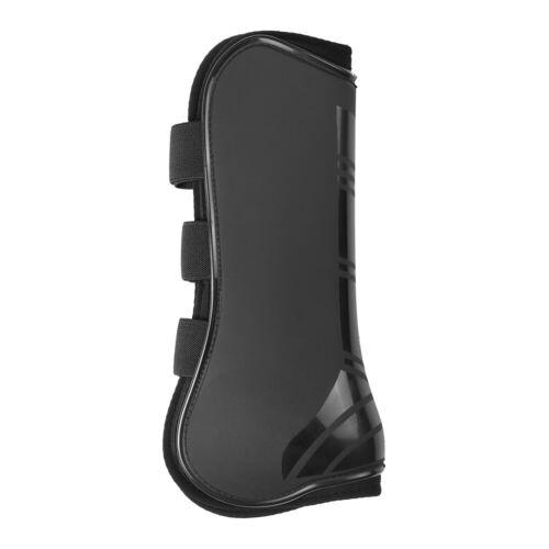 2 PCS Adjustable Horse Leg Boots Equine Front Leg Guard Equestrian Tendon