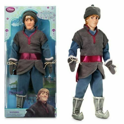 """New Frozen 2 Classic Disney Collection Kristoff Doll  12/"""""""