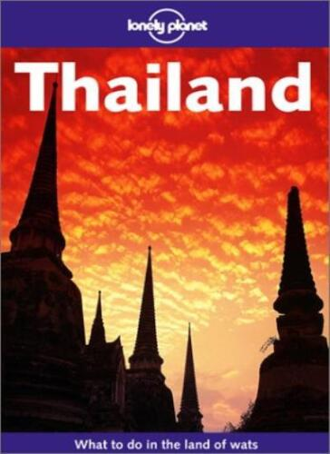 Thailand ,Joe Cummings Lonely Planet Country Guides