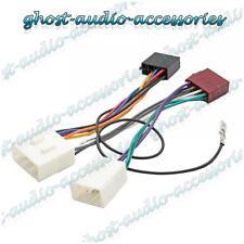 mazda mx5 2001 iso harness adaptor lead cable autoleads stereo radio Mazda MAF Sensor
