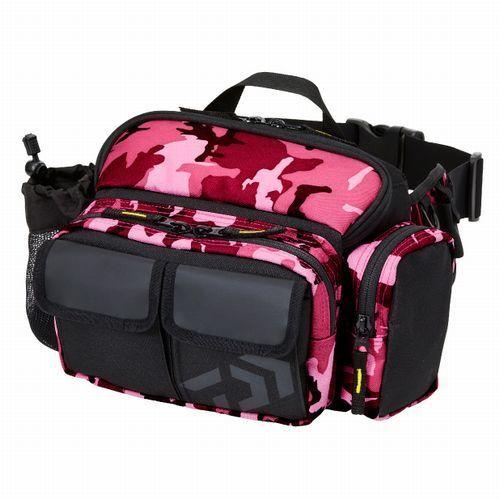 Daiwa HIP BAG LT LT LT C Rosa Camouflage a38155