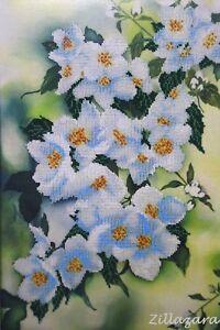 Meer Stickpackung Stickbild Stickset Bild sticken mit Perlen 199