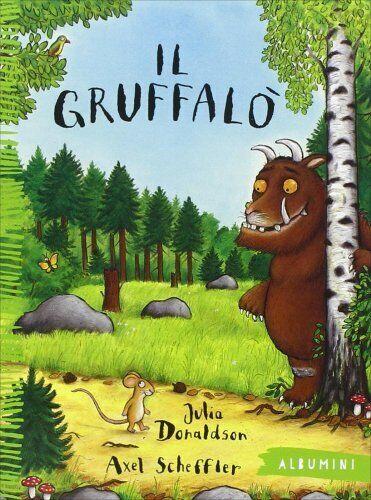 LIBRO IL GRUFFALO' - JULIA DONALDSON