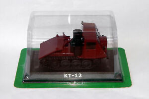 KT-12 Scale tractor 1:43