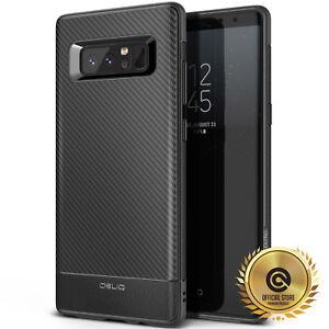 OBLIQ-Galaxy-Note-8-case-Flex-Pro-Black-Carbon-TPU-Shockproof-Slim-Cover