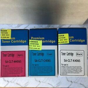 Toner-Bundle-for-Samsung-Laser-Printers-SA-CLT-M406S-SA-CLT-C406S-SA-CLT-K406S