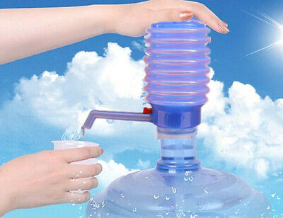 Portable Clean Drinking Water Hand Pump for Bottled Water Dispenser Removable M