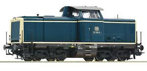 Roco-h0-52539-diesellok-br-212-de-la-DB-034-DCC-Sound-novedad-2020-034-nuevo-embalaje-original