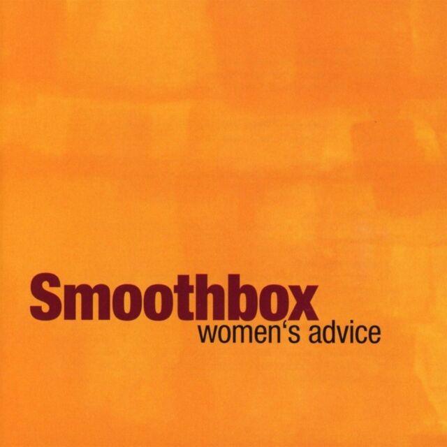 SMOOTHBOX - WOMEN'S ADVICE   CD NEW!