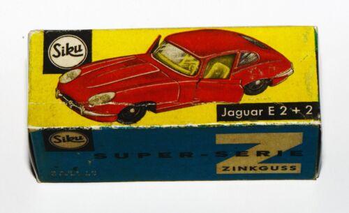 Reprobox Siku V 294 Jaguar E 2+2
