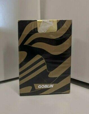 Gold Goblin Playing Cards by Gemini Poker Spielkarten Cardistry