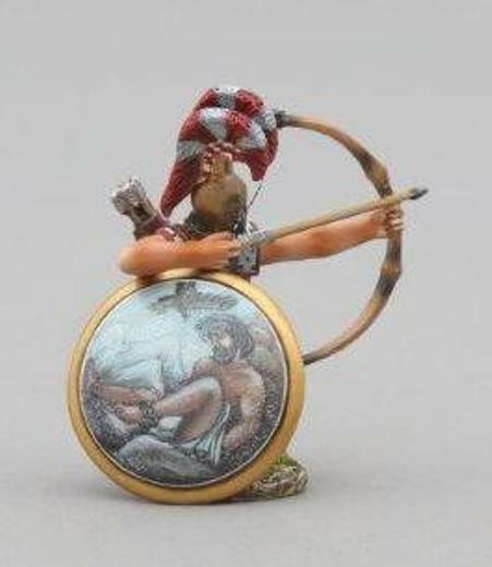 THOMAS GUNN ANCIENT GREEKS & PERSIANS SPA014B LOCRIAN ARCHER KNEELING FIRING MIB