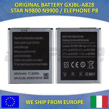BATTERIA BATTERY STAR GXJBL-A828 4600 Mah N3 N9000 N9800 N9900 N9902 ELEPHONE P8