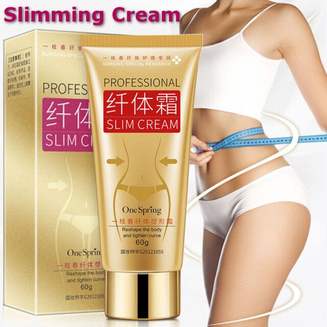 Unisex 200g Powerful Fat Burning Body Slimming Cream Anti Cellulite Weight Loss