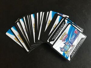 Lot-of-pokemon-online-code-cards-tcg-nine-sun-and-moon