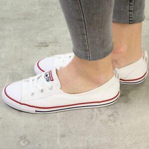 Details zu Converse Chuck Taylor All Star Ballet Lace Schuhe Ballerinas Sneaker 549397C