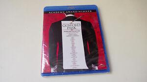 Gosford-Park-Blu-ray-Robert-Altman-2001-Downton-Abbey-Region-A-Canada-NEW