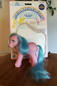 Mein-kleines-Pony-My-Little-Pony-G1-Daddy-Bright-Bouquet-Papa-Herzlich