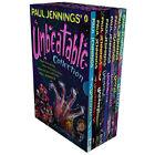 Unbeatable Collection Paul Jennings X8 Uncanny Unseen Unreal Undone Unbearable