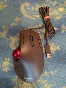 Microsoft Trackball Optical MTO 1.0 USB PS/2