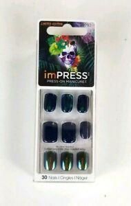 Kiss Impress Press On Nails 30 Name In The Sky KS0729 ...