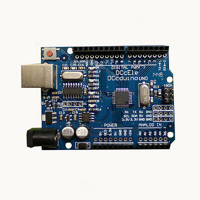 UNO R3 ATmega328P USB Development Board CH340G for Arduino with USB Cable