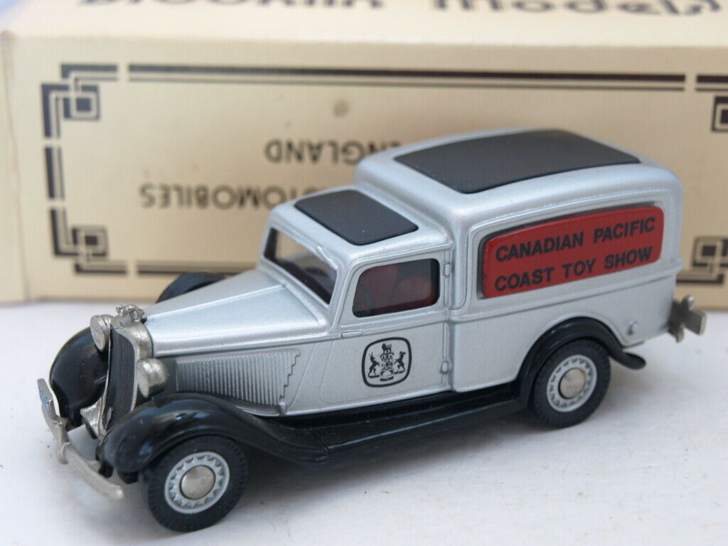 BROOKLIN BRK.16 1935 DODGE Van, Canadian Pacific  Coast Toy show. 1 de 75.  livraison gratuite!