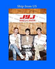 K-Pop JYJ 2012 Calendar Desk (40% off) (JYJ12CA02)