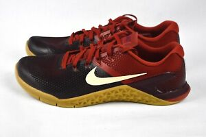 Details about NEW Nike Metcon 4 Men's Cross Training Weightlifting Shoes (AH7453 626)Sz 12