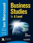 Business Studies for A Level von Et al Marcouse, Surridge, Malcolm und Ian (2011, Taschenbuch)