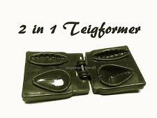 2 in 1 impasto former-impasto forma & API MADE-Powerbait, trote impasto, baitformer 2