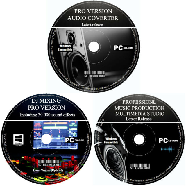 Pro Beatmaker Music Production Studio - DJ Mixing Audio Editor Recorder  Software