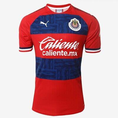 New Women Chivas de Guadalajara Licra Replica Jersey Small 2029-2020
