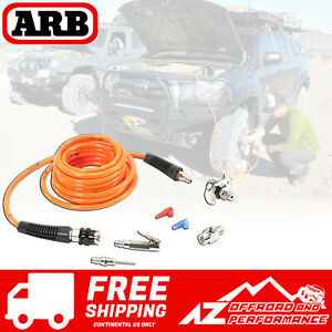 ARB 171302 Tire Inflation Accessory Kit for Arb Air Compressors For PN CKMA12
