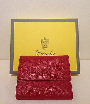 Pineider Amène Cartes De Crédit Homme Femme Products Are Sold Without Limitations Strong-Willed Pineider Portefeuille Mode Other Men's Accessories