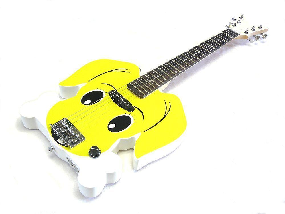 Kindergitarre / E-Gitarre