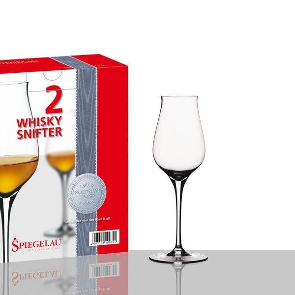 2 WHISKY SNIFTER  2er Set SPIEGELAU 4460270 NEU  Whiskygläser OVP 1.Wahl Whiskey