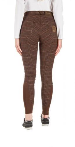 ♡ TOGGI ♡ Bashkir Checked Ladies Breeches with Sock Bottom RRP £60
