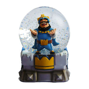Clash-Royale-King-Snow-Globe-Limited-Edition