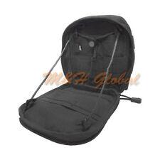 Molle Side Kick Utility Pouch Admin Organizer Tool Bag - BLACK